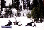 Highlight for Album: SnowBoarding Trips