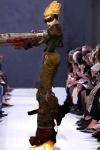 Nice fashion statement Chiq!