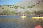 More kayaking shots.