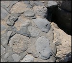 Interesting to see what 'rocks' they use for their cement/pavement...