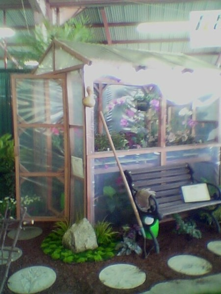 home show 2003: greenhouse