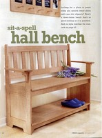 Highlight for Album: hall bench